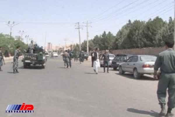 وقوع حمله انتحاری در شهر کابل