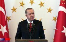 اردوغان: آمریکا میخواهد ترکیه را به جرم استقلال عمل تنبیه کند