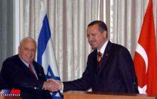 اردوغان و مبارزه اسرائیل!