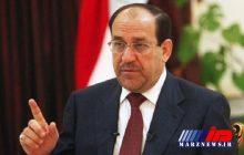 نوری المالکی: اظهارات مکرون در مورد الحشد الشعبی نقض حاکمیت عراق است