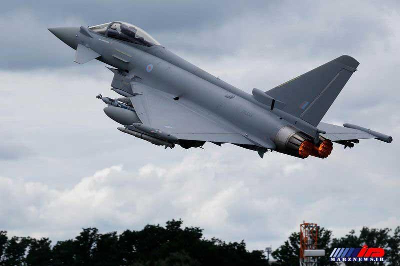 امضا قرارداد 8 میلیارد دلاری قطر برای خرید جنگنده از انگلستان