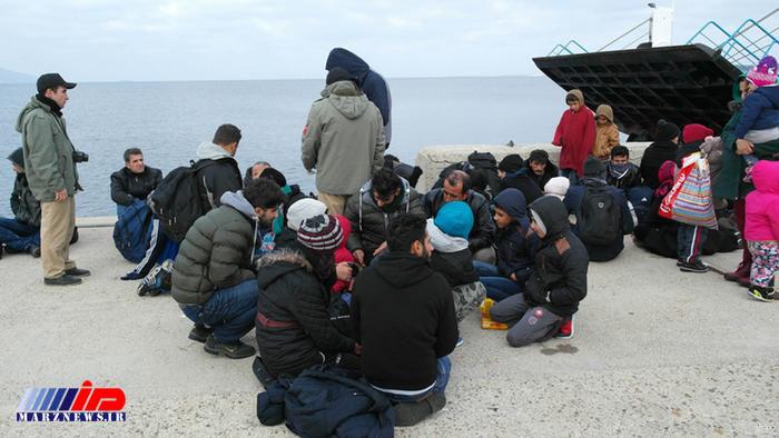 بازداشت صدها پناهجوی غیرقانونی در ترکیه