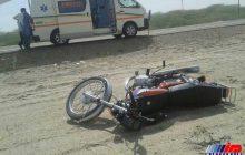 برخورد موتورسیکلت با عابر پياده، مرگ مرد شيرواني را رقم زد