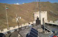 برق رسانی با انرژی خورشید به ۲روستا در هرمزگان