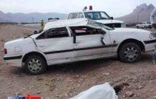 تجاوز به چپ پژو پارس 5 کشته برجای گذاشت