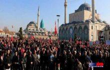 تظاهرات گسترده در ترکیه و مالزی در محکومیت اقدام آمریکا علیه قدس