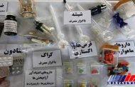 دستگیری 6 خرده فروش مواد مخدر صنعتی در شهرستان قوچان