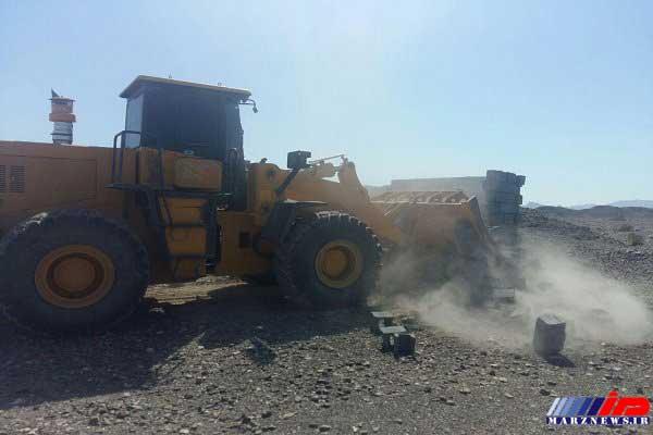 رفع تصرف ۹۴۰هکتار از اراضی ملی آذربایجان غربی