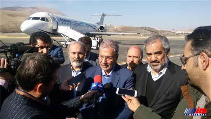 سهم کردستان در تولید ناخالص ملی باید افزایش یابد