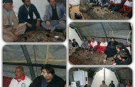 شب چله ی زلزله زدگان کرمانشاه