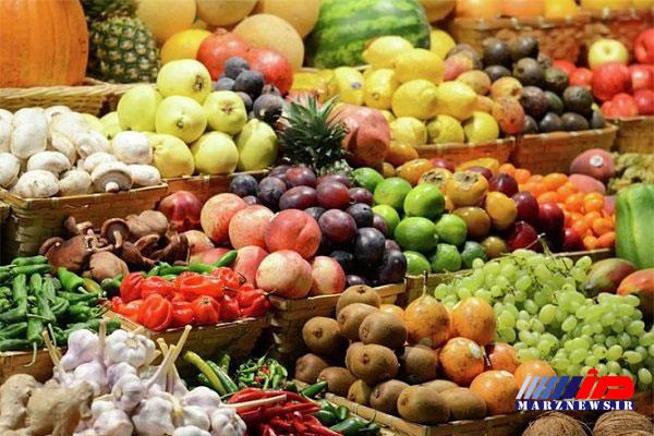 صادرات ۱۱۰ میلیارد تومان محصولات کشاورزی از مرز مهران به عراق