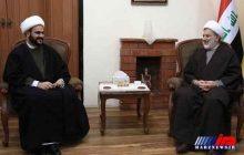 ضرورت وحدت عراق مقابل لایحه تحریمی آمریکا علیه نُجَباء