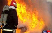 فوت زوج جویباری حادثه انفجار گاز