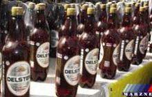 مشروبات الکلی، در بطری های دلستر