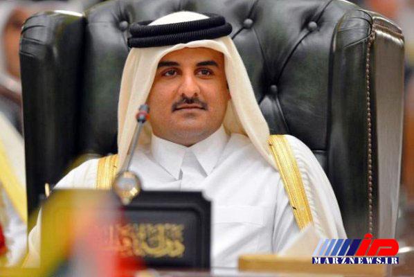 هشدار امیر قطر به ترامپ درباره انتقال سفارت آمریکا به قدس