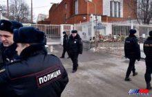 گروگانگیری در جنوب شرق مسکو