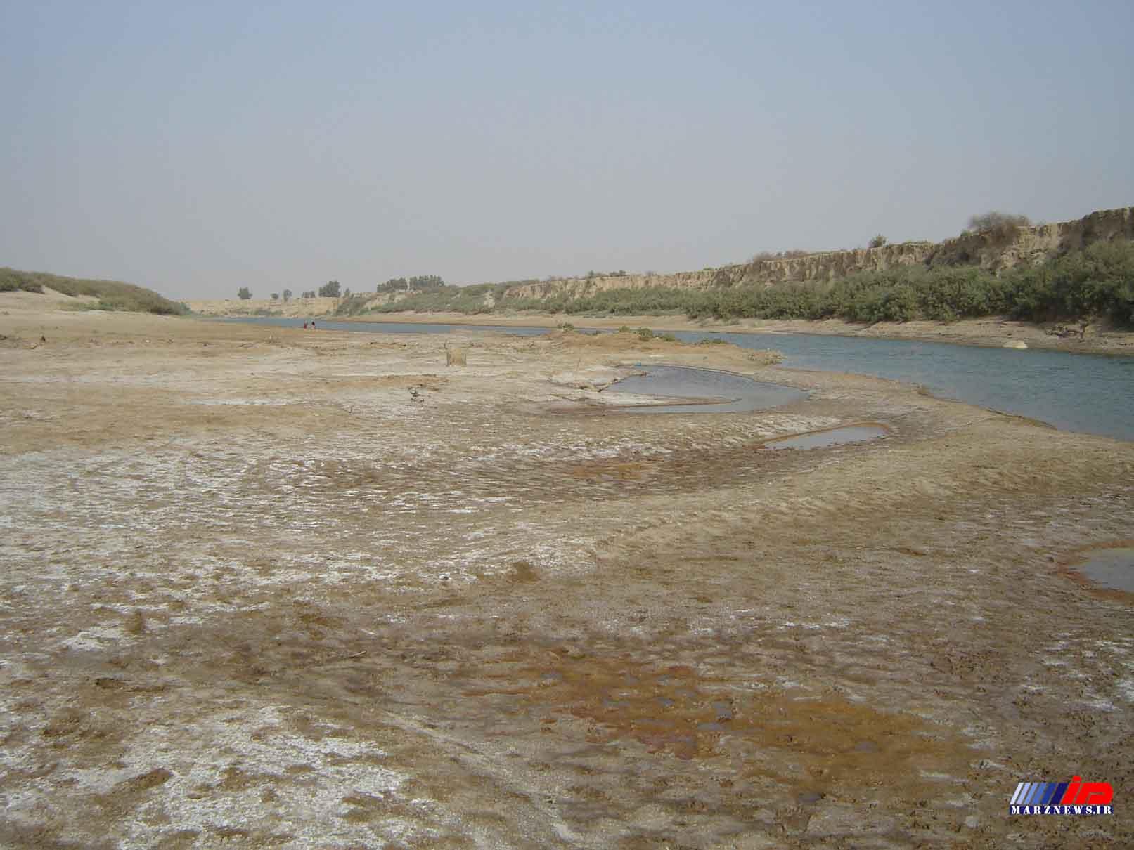 شرایط اضطراری در خوزستان