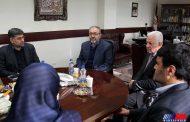 ديدار سفير عراق در تهران با معاون امنيتي و انتظامي وزير كشور