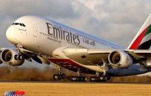 لغو پروازهای امارات به ایران تکذیب شد