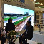 گزارش تصویری از آخرین روز دومین نمایشگاه بینالمللی حمل و نقل و صنایع وابسته