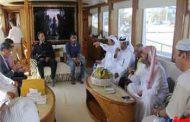 آمادگی بندرلنگه برای صادرات مواد معدنی به قطر