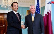 آمریکا از قطر برابر تهدید خارجی حمایت می کند