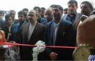 افتتاح زورخانه و کلنگ زنی خانه کشتی و فرهنگسرای جوان اندیمشک