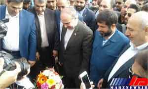 افتتاح سالن رزمی مسجدسلیمان پس از 13 سال
