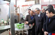 بازدید استاندار آذربایجان شرقی از واحدهای صنعتی و تولیدی شهرستان سراب