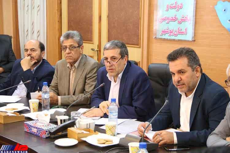 بررسی مشکلات فعالان اقتصادی بوشهر در حوزه تامین اجتماعی