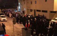 تظاهرات مردم بحرین در همبستگی با شیخ «محمود العالی»