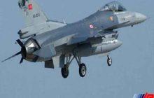حملات جنگندههای ترکیه به مواضع پ.ک.ک در شمال اربیل