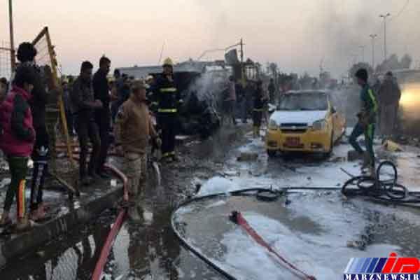 حمله انتحاری داعش به عشائر مخالف با تروریست ها در شرق دیالی