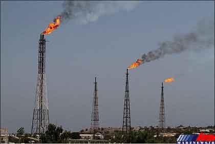خشک شدن سه هور در اطراف منطقه نفتی