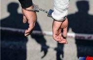 دستگیری سارق اماکن دولتی در شهرستان دره شهر