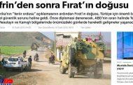 شرق فرات در سوریه به تهدیدی علیه امنیت ملی ترکیه تبدیل شده است