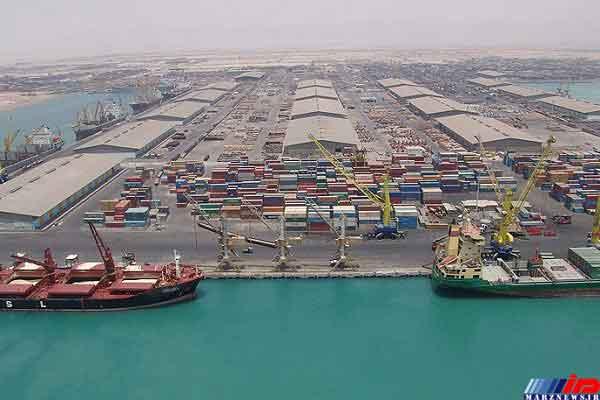 صادرات کالا از بندر نوشهر ۶۸ درصد رشد یافت