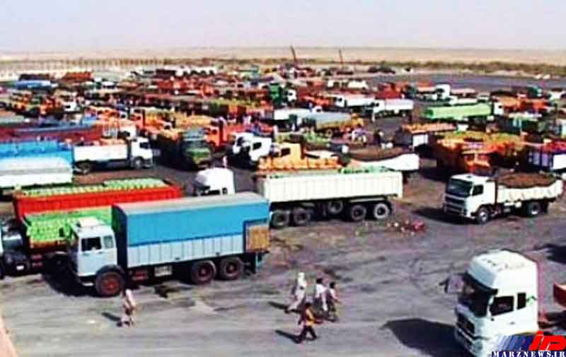صدور 225 هزار تن کالای استاندارد از مرز بین المللی مهران به کشور عراق