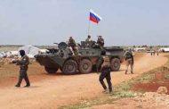 عقب نشینی نیروهای نظامی روسیه پیش از عملیات ارتش ترکیه در عفرین