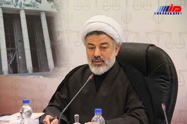 ورود بیش از 38 هزار فقره پرونده طی 9 ماه نخست سال جاری به دادگاه تجدید نظر استان مازندران