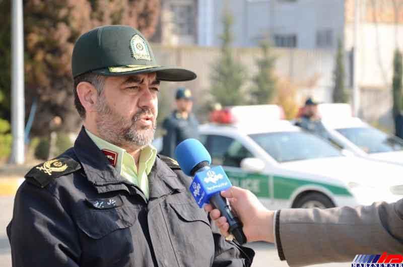 کاهش 15درصدی کشته شدگان حوادث رانندگی در مازندران