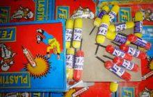 کشف بیش از 41 هزار مواد محترقه در مهاباد