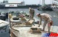کشف گازوئیل قاچاق ازیک فروند لنج صیادی