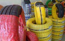 کشف 5 ميليارد و 500 میلیون ريال لاستیک خارجی قاچاق در اهواز