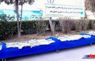 کشف 575 کیلوگرم مواد افیونی در کرمانشاه