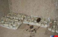 کشف 261 کیلوگرم تریاک در میناب