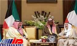 گفتوگوی وزیر کشور عربستان با امیر کویت
