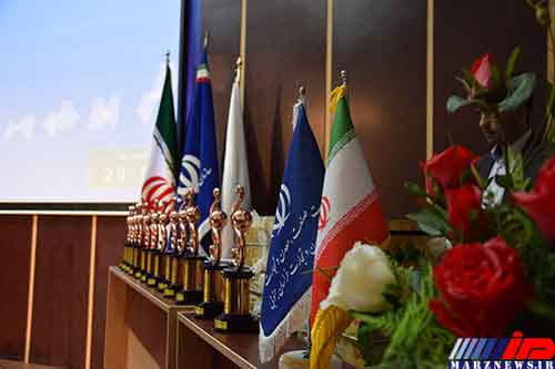 ۱۲ صادرکننده برگزیده و فعال حوزه تجارت خراسان جنوبی تجلیل شدند