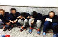 ۳۰معتاد متجاهر و خردهفروش مواد مخدر در اسفراین دستگیر شدند