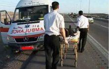 4 کشته و 6 مصدوم در تصادفات خوزستان